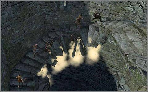 Прохождение Ведьмака: Пролог