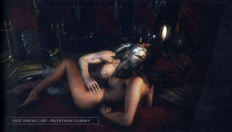 Ведьмак эротические карты 27 фотография